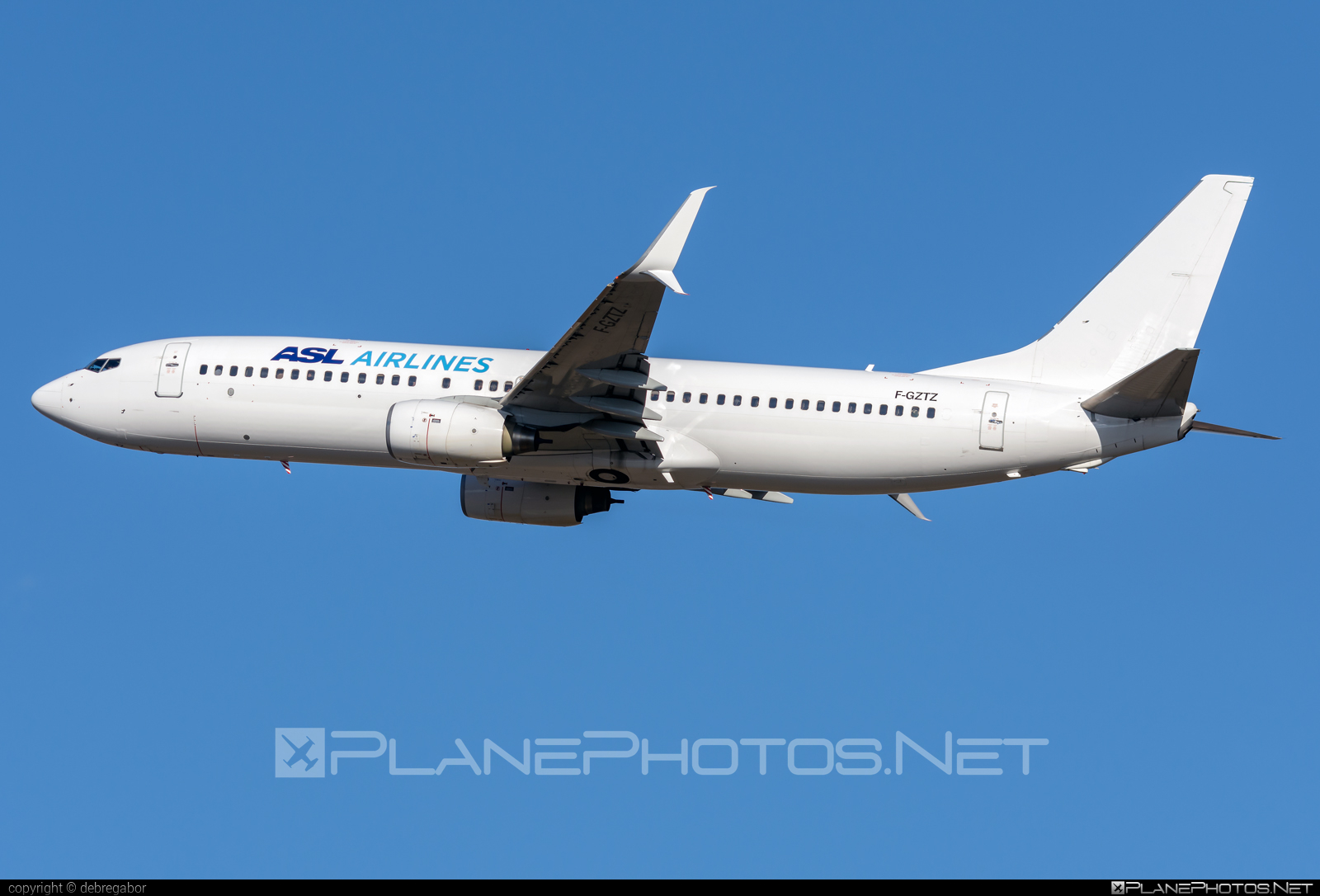 Boeing 737-800 - F-GZTZ operated by ASL Airlines France #aslairlines #aslairlinesfrance #b737 #b737nextgen #b737ng #boeing #boeing737
