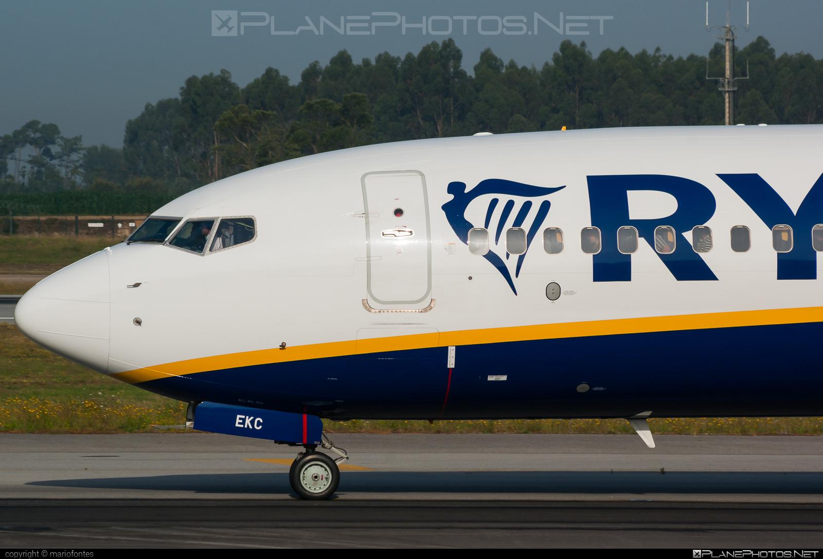 Boeing 737-800 - EI-EKC operated by Ryanair #b737 #b737nextgen #b737ng #boeing #boeing737 #ryanair