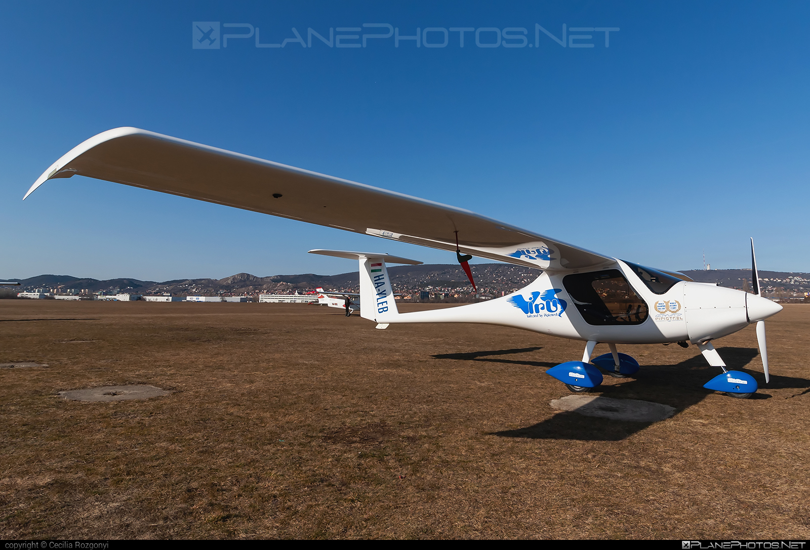 Pipistrel Virus 912 SW - HA-YLEB operated by Private operator #pipistrel #pipistrelvirus #virus #virus912sw