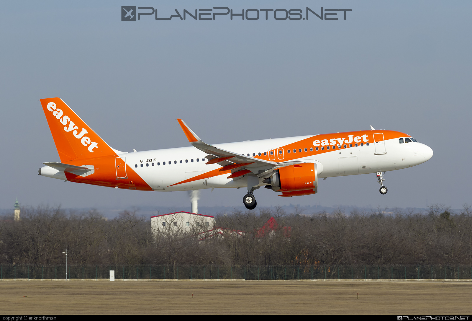 Airbus A320-251N - G-UZHS operated by easyJet #a320 #a320family #a320neo #airbus #airbus320 #easyjet