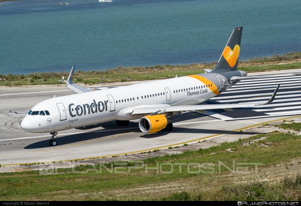Airbus A321-211 - D-ATCE operated by Condor #a320family #a321 #airbus #airbus321