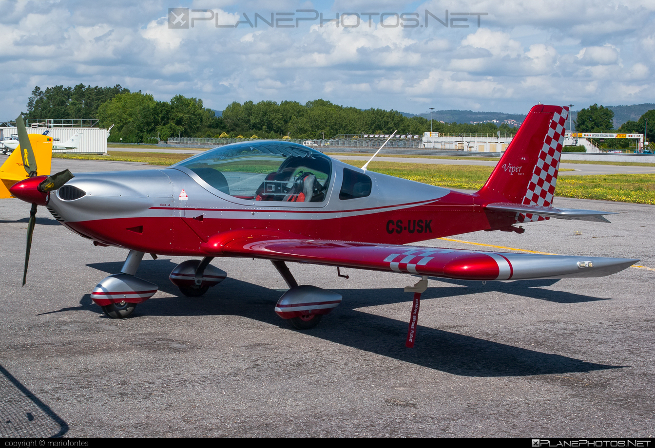 Tomark SD4 Viper - CS-USK operated by Private operator #sd4viper #tomark