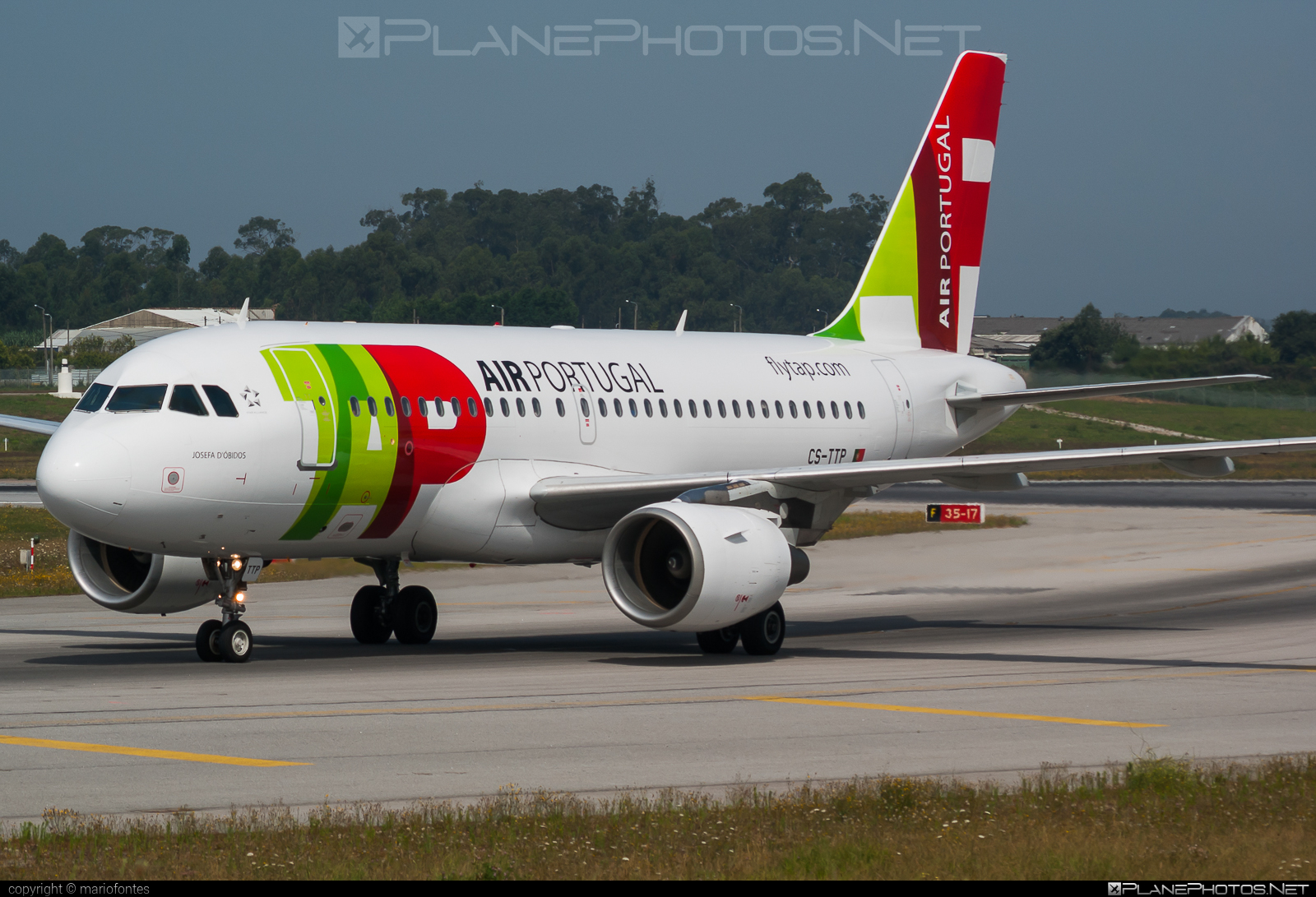 Airbus A319-111 - CS-TTP operated by TAP Portugal #a319 #a320family #airbus #airbus319