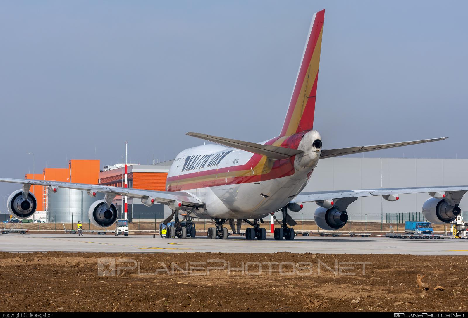 Boeing 747-400BCF - N742CK operated by Kalitta Air #b747 #b747bcf #boeing #boeing747 #boeingconvertedfreighter #jumbo