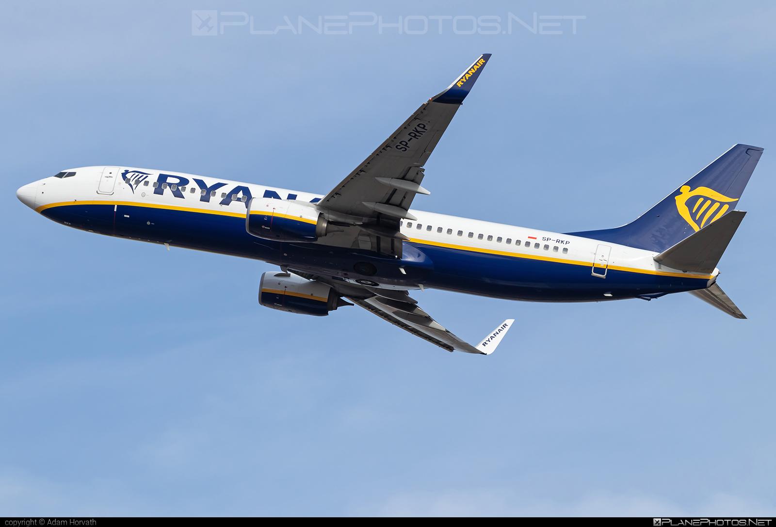 Boeing 737-800 - SP-RKP operated by Ryanair Sun #b737 #b737nextgen #b737ng #boeing #boeing737 #ryanair #ryanairsun