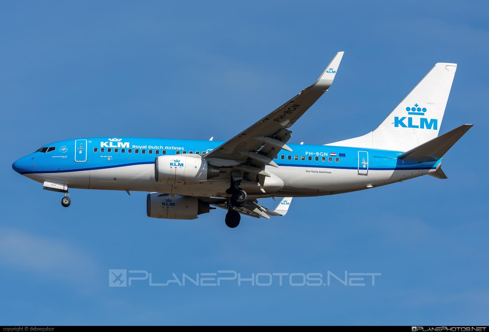 Boeing 737-700 - PH-BGN operated by KLM Royal Dutch Airlines #b737 #b737nextgen #b737ng #boeing #boeing737 #klm #klmroyaldutchairlines #royaldutchairlines