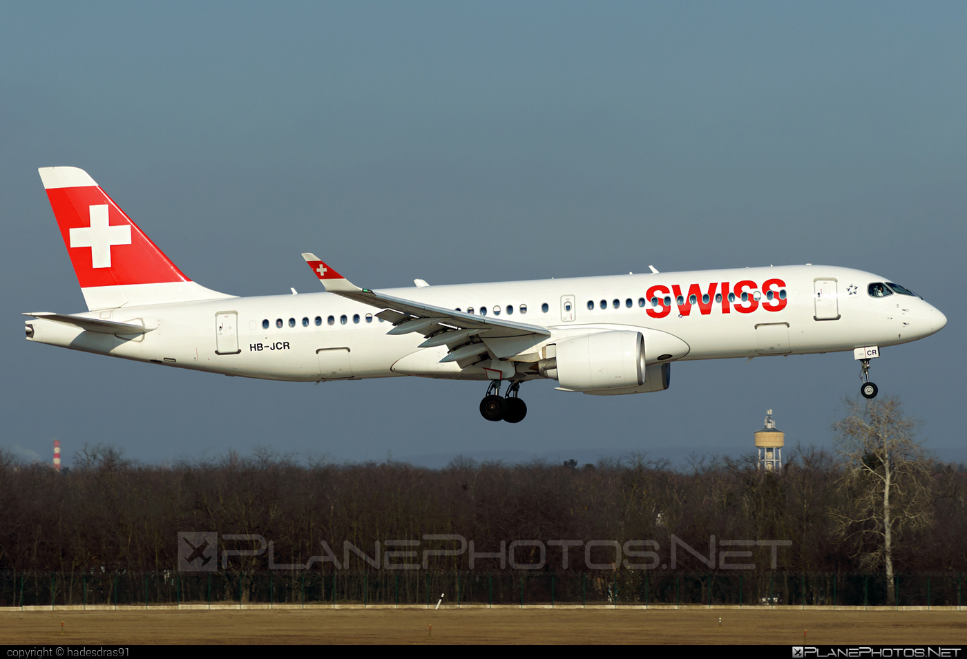 Airbus A220-300 - HB-JCR operated by Swiss International Air Lines #a220300 #a220family #airbus #cs300 #cseries #cseries300 #swiss #swissairlines
