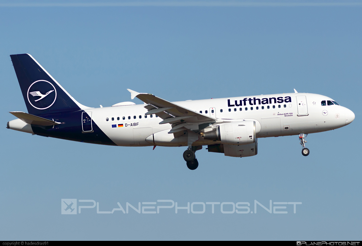 Airbus A319-112 - D-AIBF operated by Lufthansa #a319 #a320family #airbus #airbus319 #lufthansa