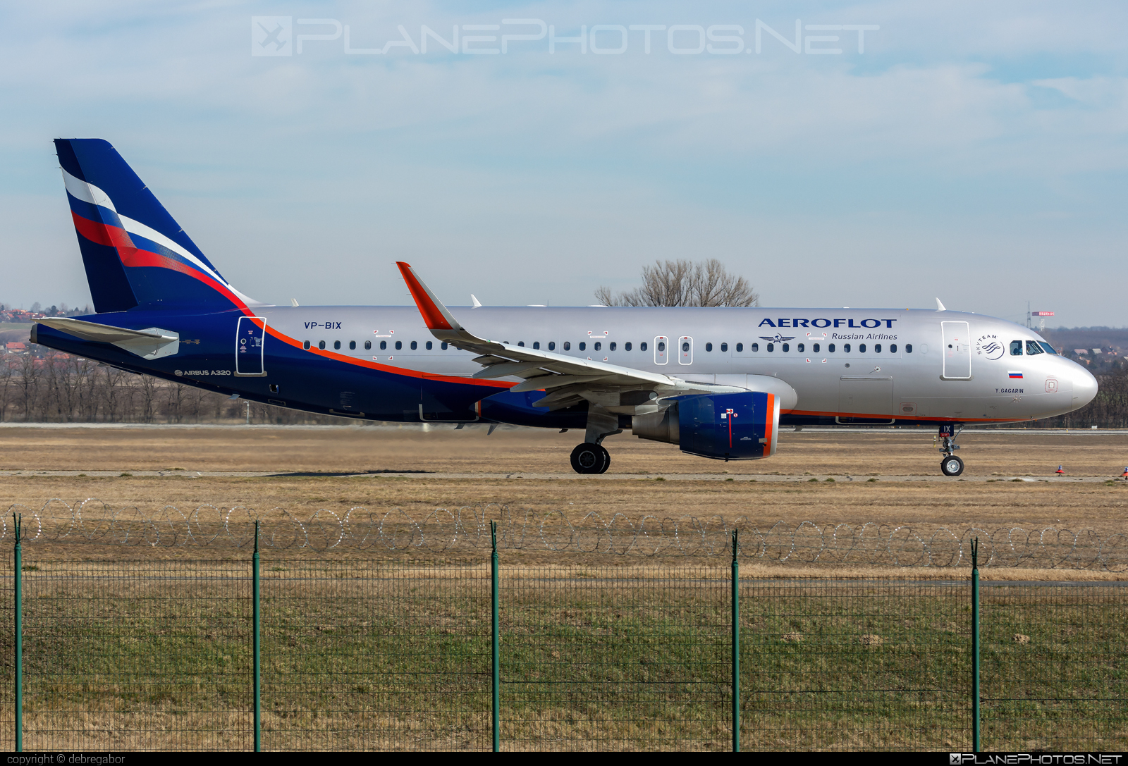 Airbus A320-214 - VP-BIX operated by Aeroflot #a320 #a320family #aeroflot #airbus #airbus320