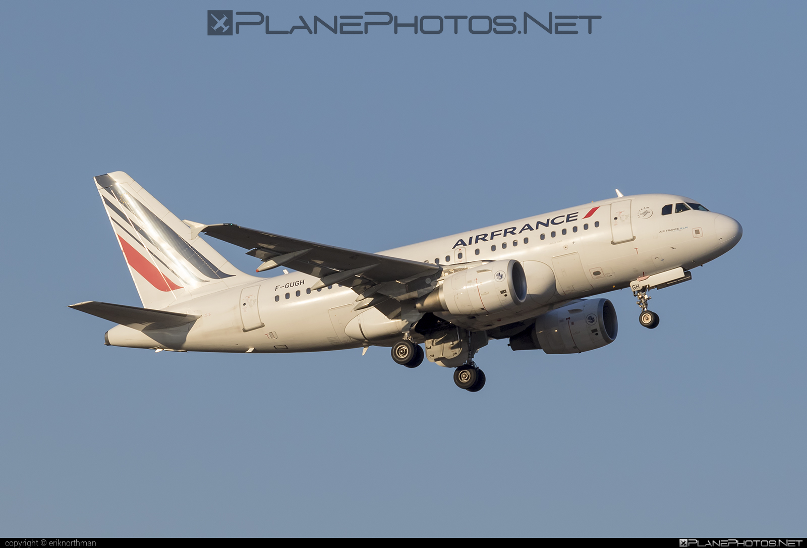 Airbus A318-111 - F-GUGH operated by Air France #a318 #a320family #airbus #airbus318 #airfrance
