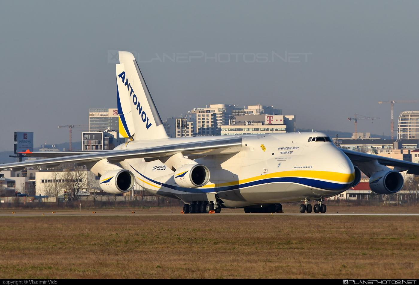 Antonov An-124-100 Ruslan - UR-82029 operated by Antonov Airlines #an124 #an124100 #antonov #antonov124 #ruslan