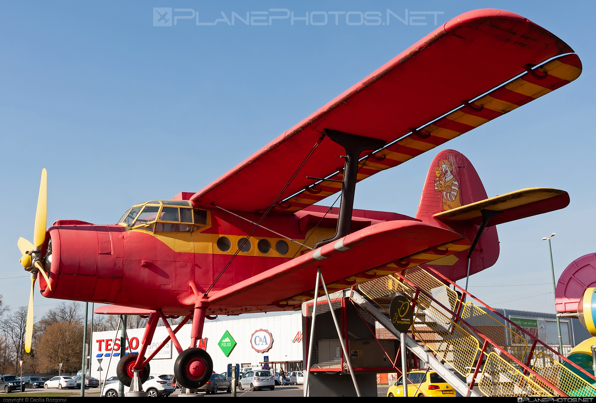 PZL-Mielec An-2R - HA-MDQ operated by Private operator #an2 #an2r #antonov2 #pzl #pzlmielec
