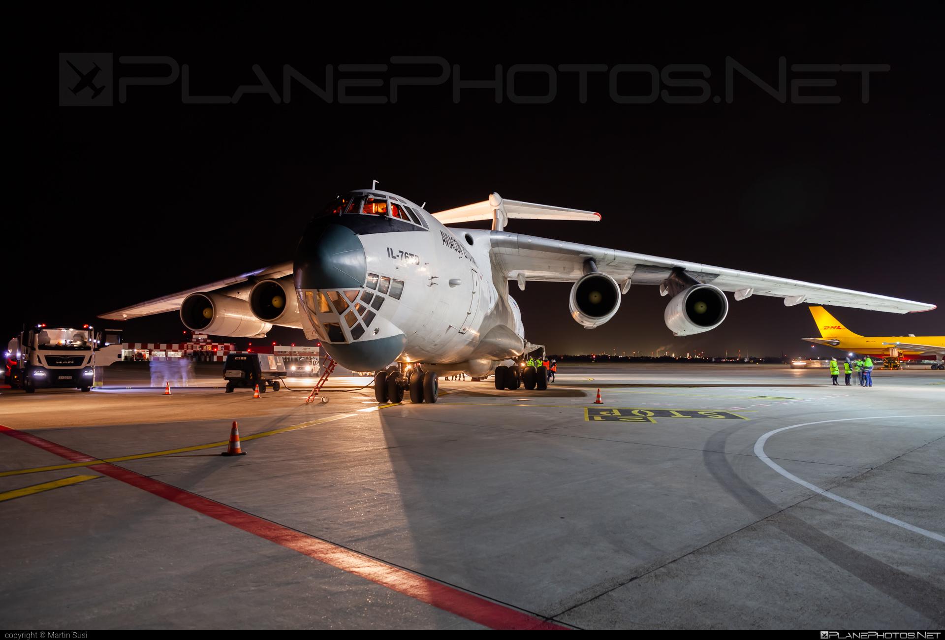Ilyushin Il-76TD - RA-76842 operated by Aviacon Zitotrans #il76 #il76td #ilyushin