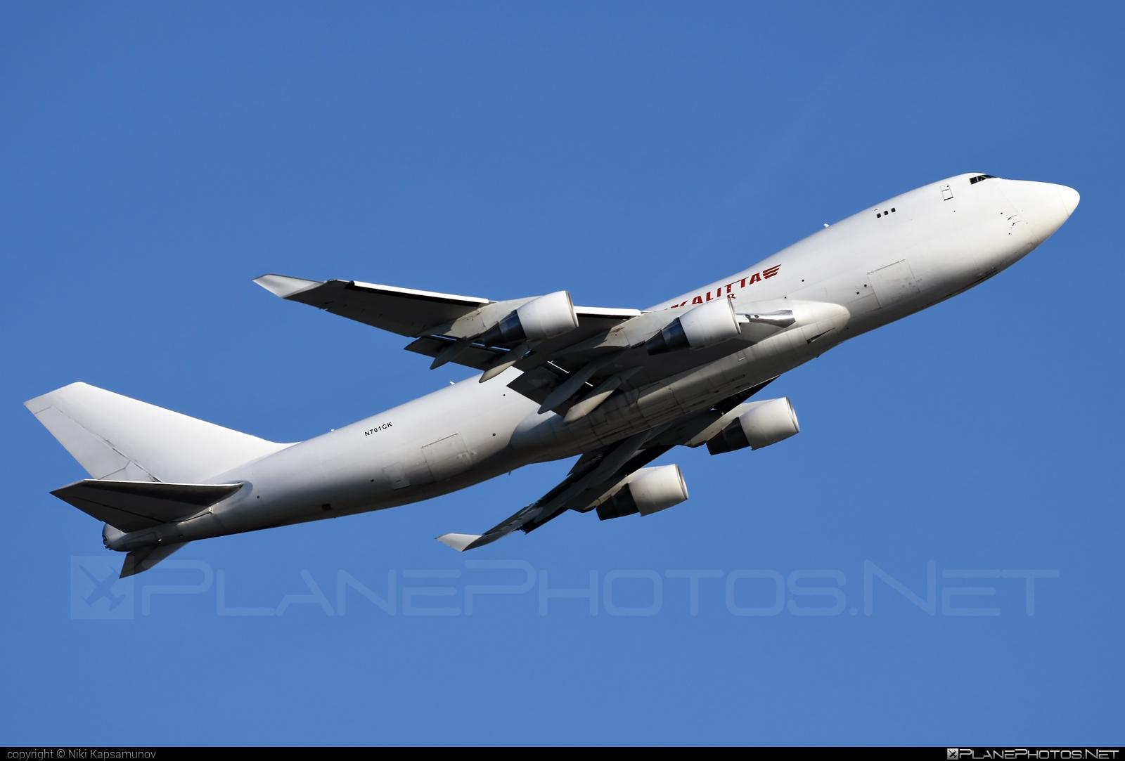 Boeing 747-400F - N701CK operated by Kalitta Air #b747 #boeing #boeing747 #jumbo