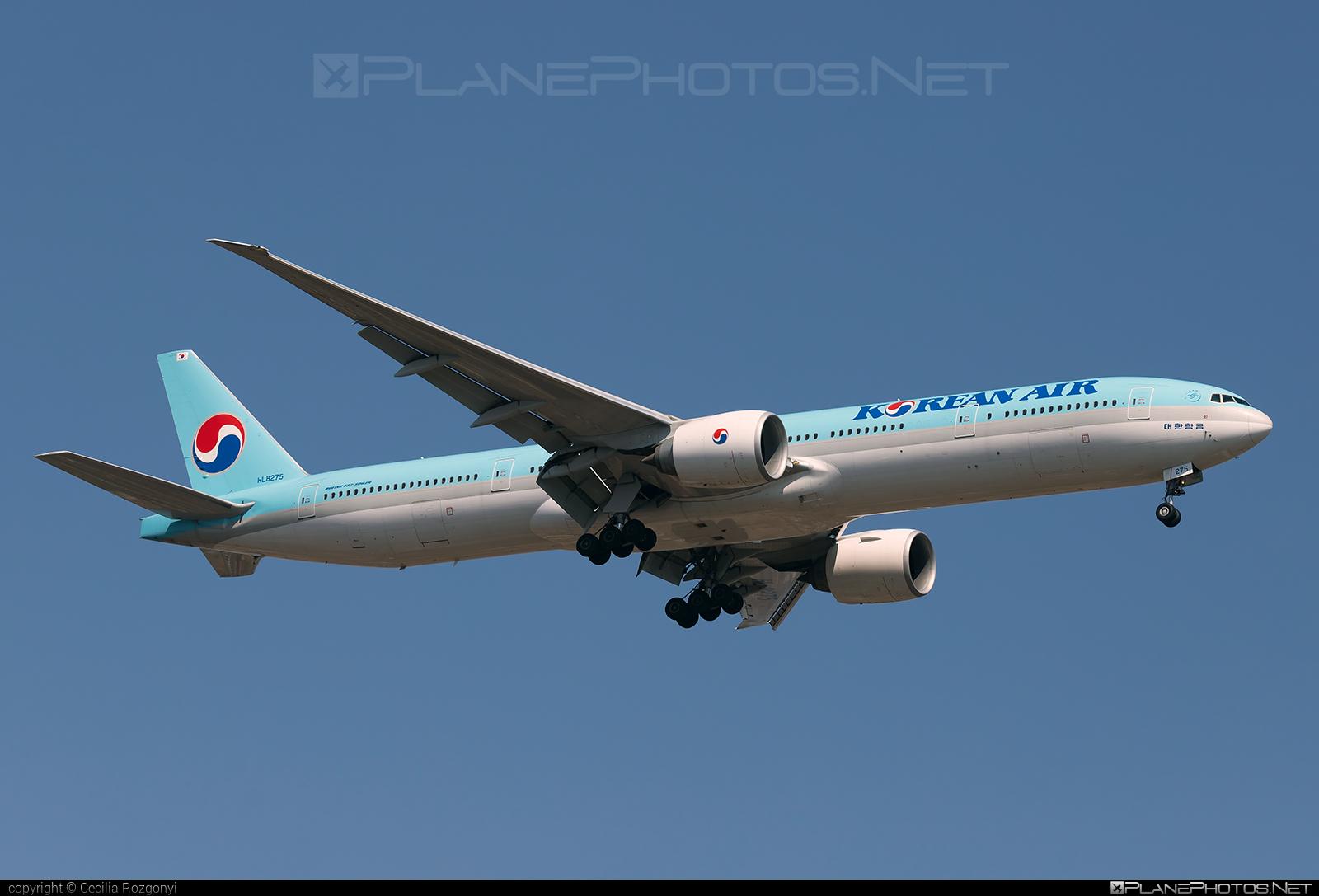 Boeing 777-300ER - HL8275 operated by Korean Air #b777 #b777er #boeing #boeing777 #koreanair #tripleseven