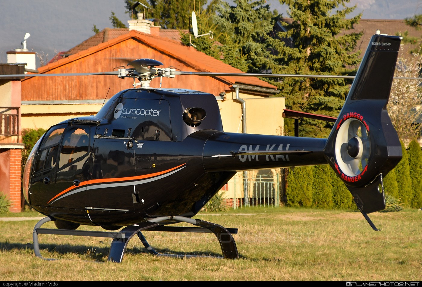 Eurocopter EC120 B Colibri - OM-KAI operated by Private operator #ec120 #ec120b #ec120bcolibri #ec120colibri #eurocopter #eurocoptercolibri #eurocopterec120colibri