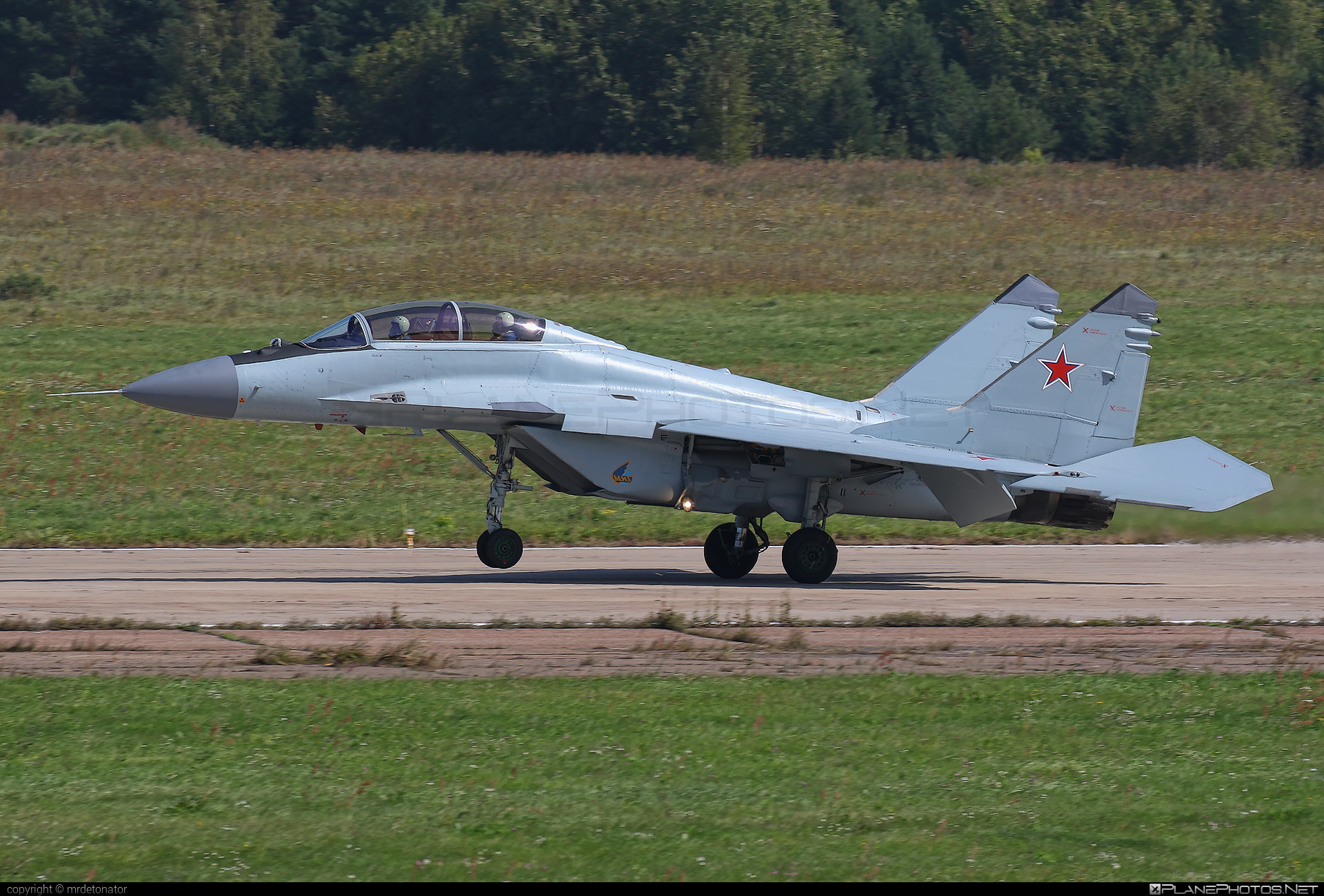 Mikoyan-Gurevich MiG-29M2 - 747 operated by RSK MiG #maks2019 #mig #mig29 #mig29m2 #mikoyangurevich