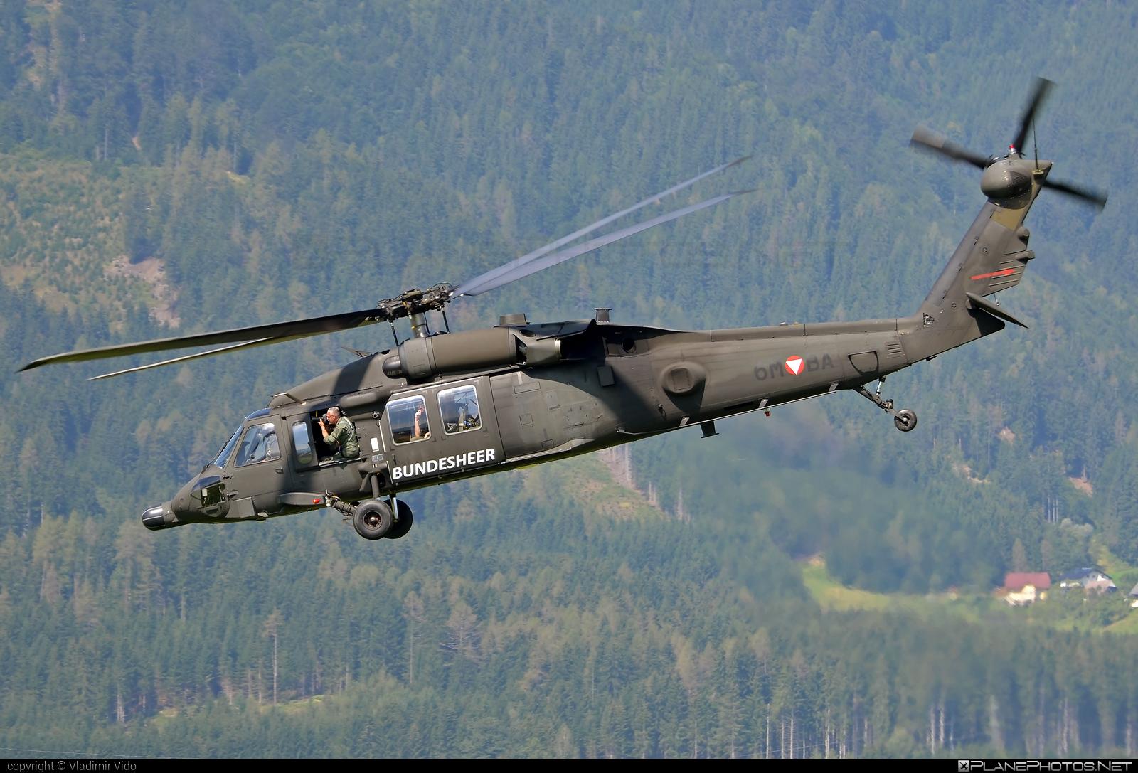 Sikorsky S-70A-42 Black Hawk - 6M-BA operated by Österreichische Luftstreitkräfte (Austrian Air Force) #austrianairforce #blackhawk #s70 #s70a42 #s70a42blackhawk #sikorsky #sikorskys70