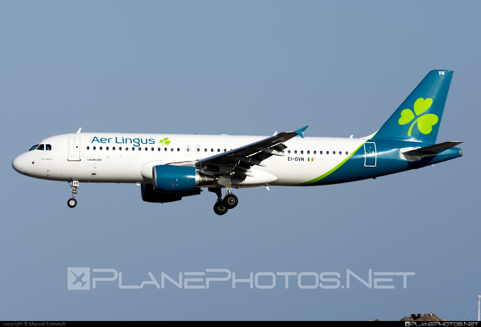 Airbus A320-214 - EI-DVN operated by Aer Lingus #a320 #a320family #aerlingus #airbus #airbus320