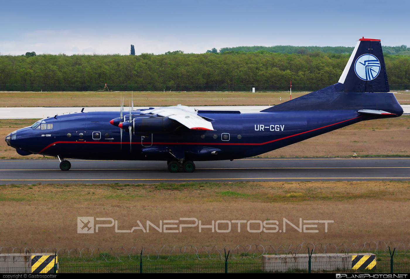 Antonov An-12BK - UR-CGV operated by Ukraine Air Alliance (UAA) #an12 #an12bk #antonov #antonov12