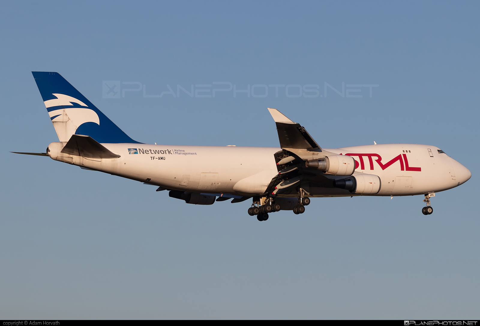 Boeing 747-400F - TF-AMU operated by Astral Aviation #astralaviation #b747 #boeing #boeing747 #jumbo