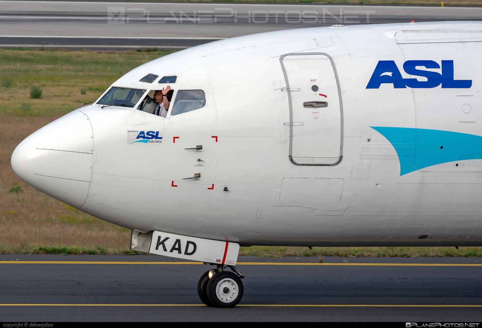 Boeing 737-400SF - HA-KAD operated by ASL Airlines Hungary #aslairlines #aslairlineshungary #b737 #b737freighter #b737sf #boeing #boeing737