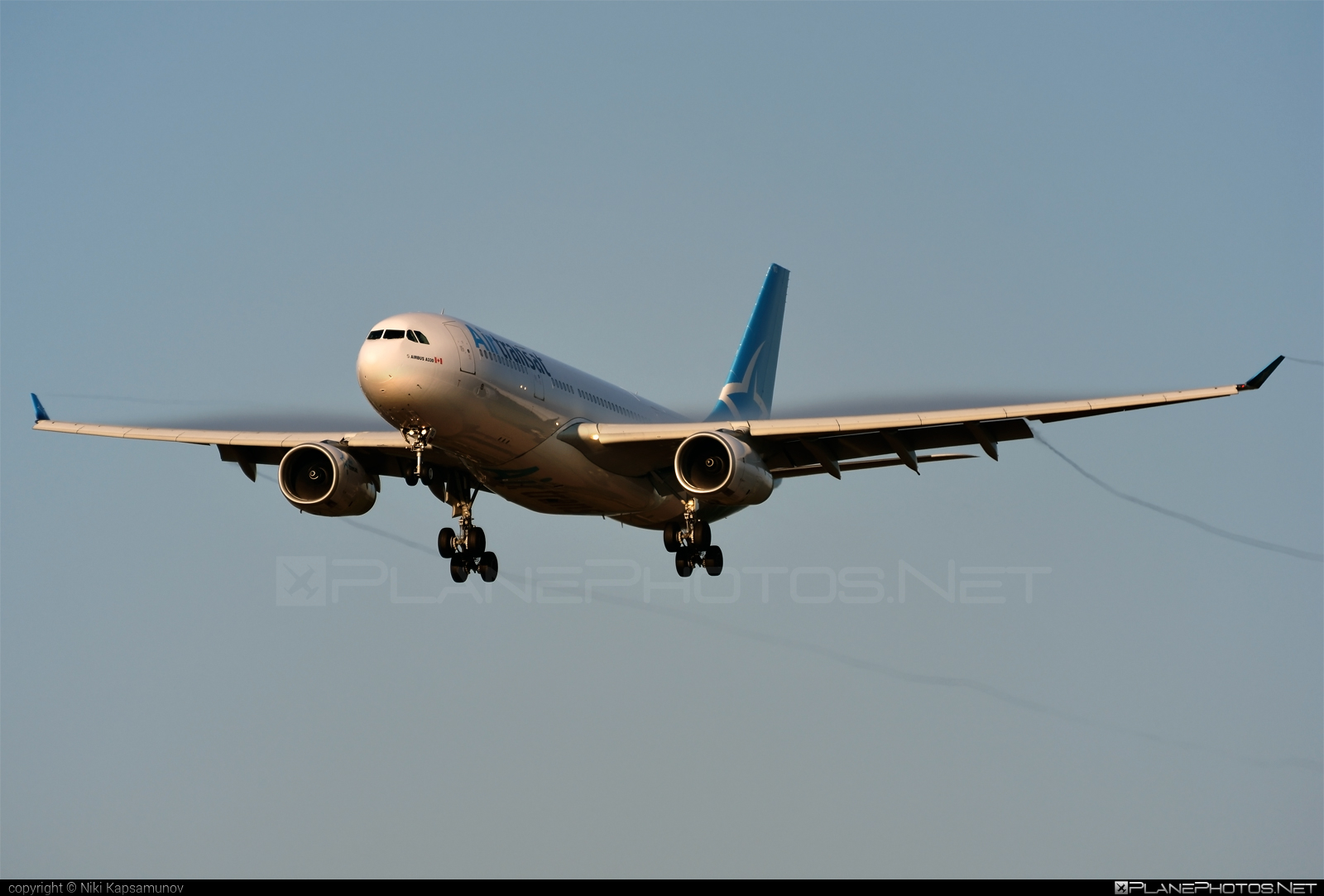 Airbus A330-243 - C-GUBF operated by Air Transat #a330 #a330family #airbus #airbus330