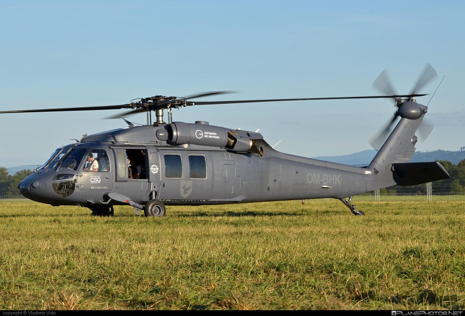 Sikorsky UH-60A Black Hawk - OM-BHK operated by Slovak Training Academy #blackhawk #dnynato2018 #natodays2018 #sikorsky #slovaktrainingacademy #uh60 #uh60a #uh60blackhawk