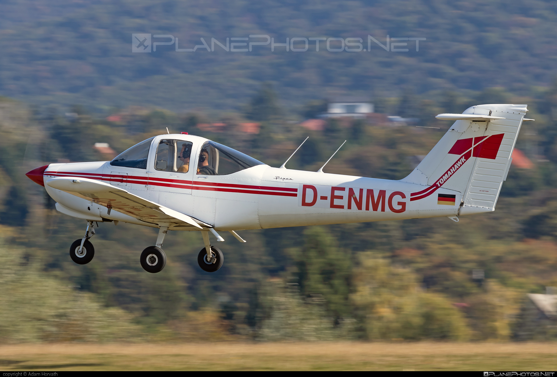 Piper PA-38-112 Tomahawk - D-ENMG operated by Private operator #pa38 #pa38112 #pa38112tomahawk #piper #piper38 #pipertomahawk