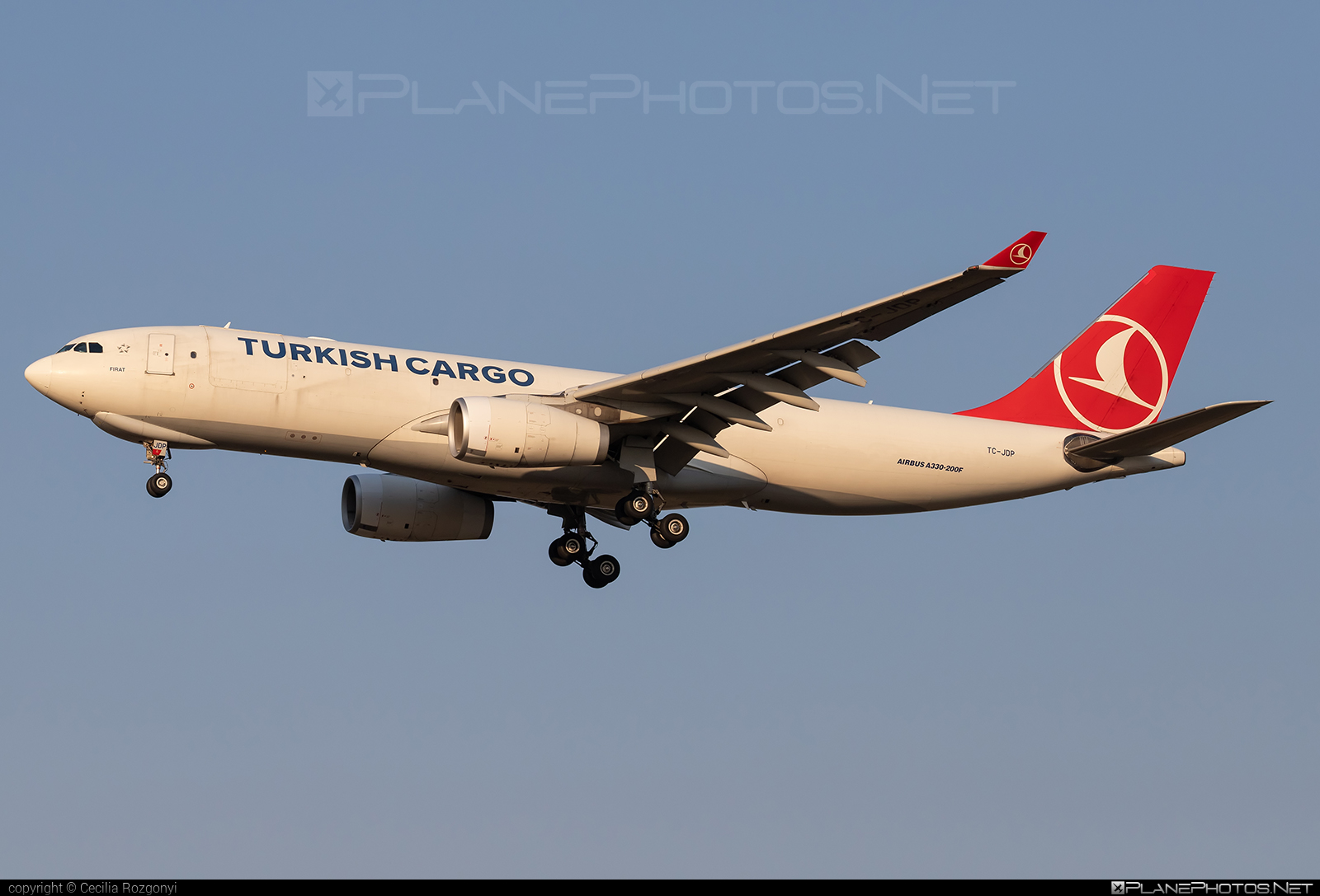Airbus A330-243F - TC-JDP operated by Turkish Airlines Cargo #a330 #a330f #a330family #airbus #airbus330 #turkishairlinescargo