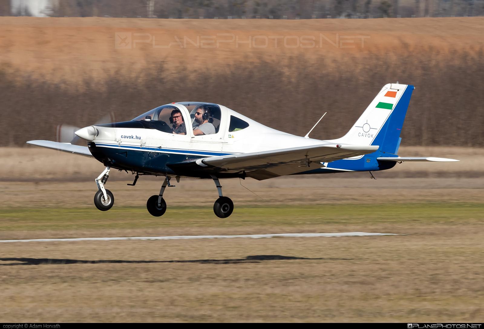 Tecnam P2002JF Sierra - HA-VOG operated by CAVOK Aviation Training #cavokaviationtraining #tecnam