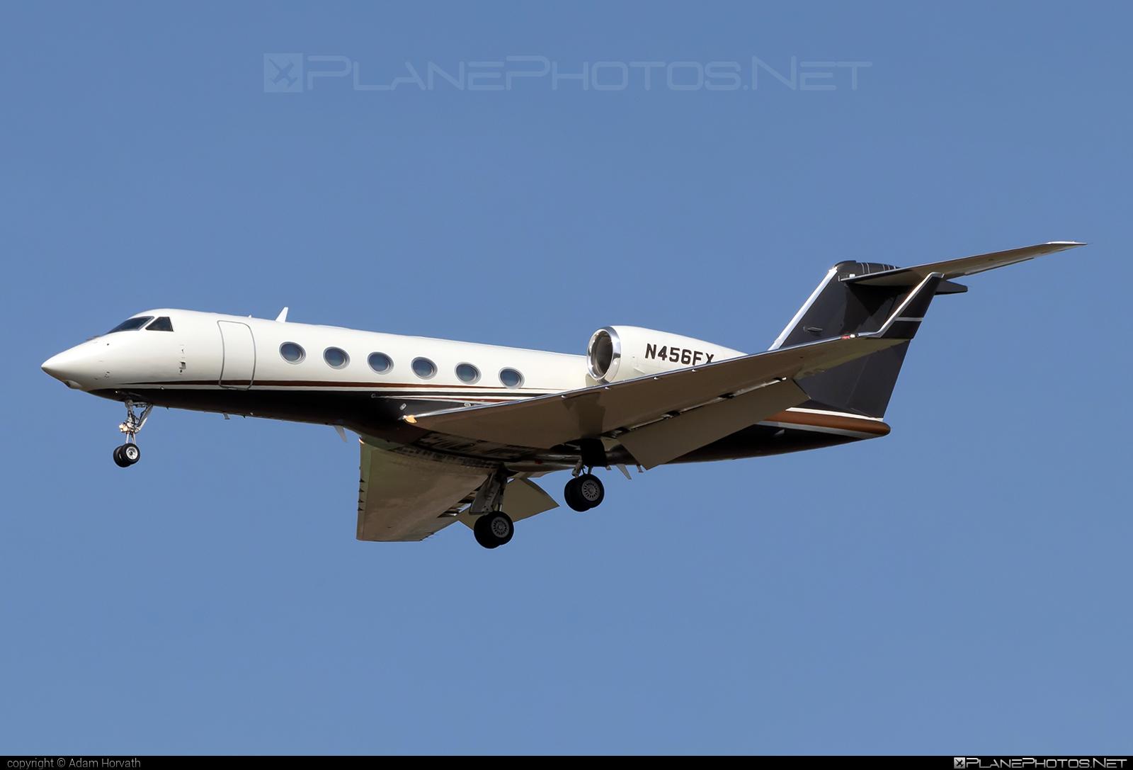 Gulfstream G450 - N456FX operated by Flexjet #flexjet #gulfstream
