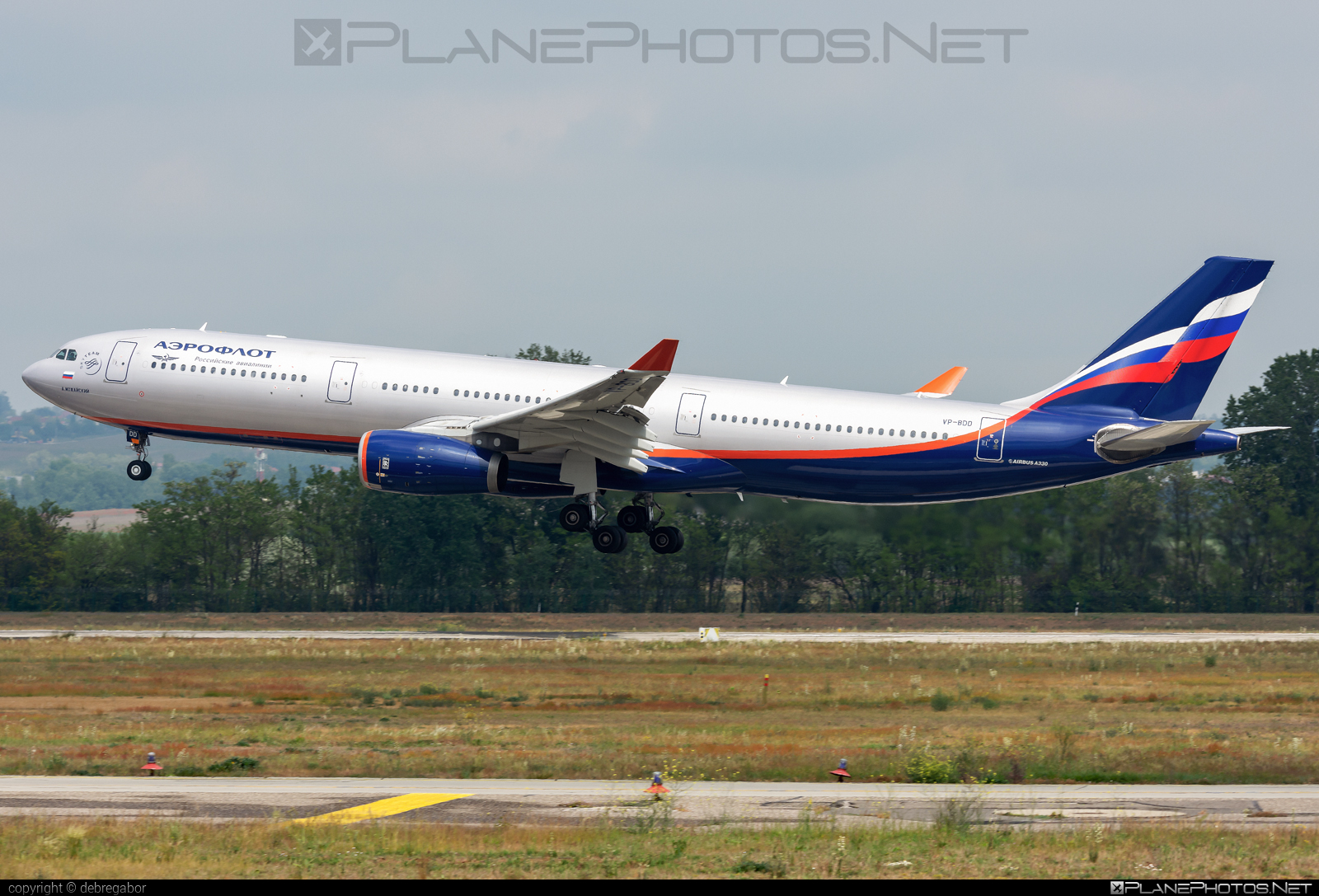 Airbus A330-343 - VP-BDD operated by Aeroflot #a330 #a330family #aeroflot #airbus #airbus330