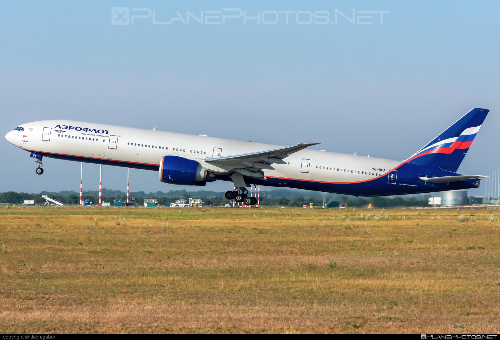 Boeing 777-300ER - VQ-BUA operated by Aeroflot #aeroflot #b777 #b777er #boeing #boeing777 #tripleseven