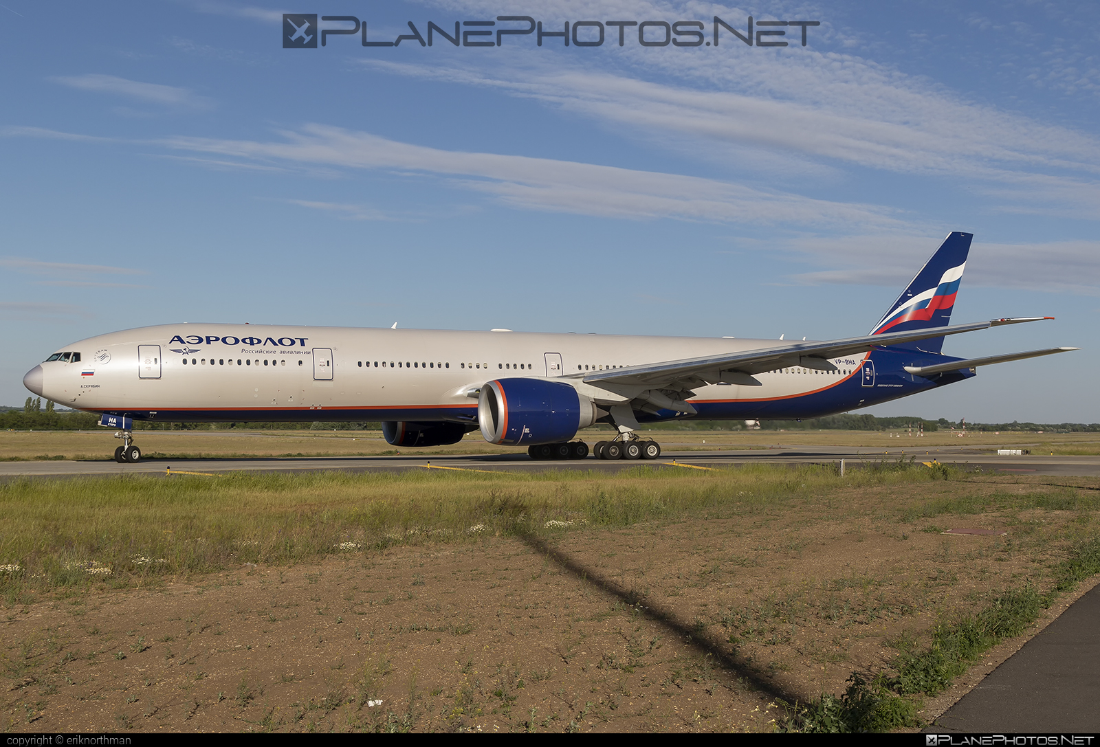 Boeing 777-300ER - VP-BHA operated by Aeroflot #aeroflot #b777 #b777er #boeing #boeing777 #tripleseven
