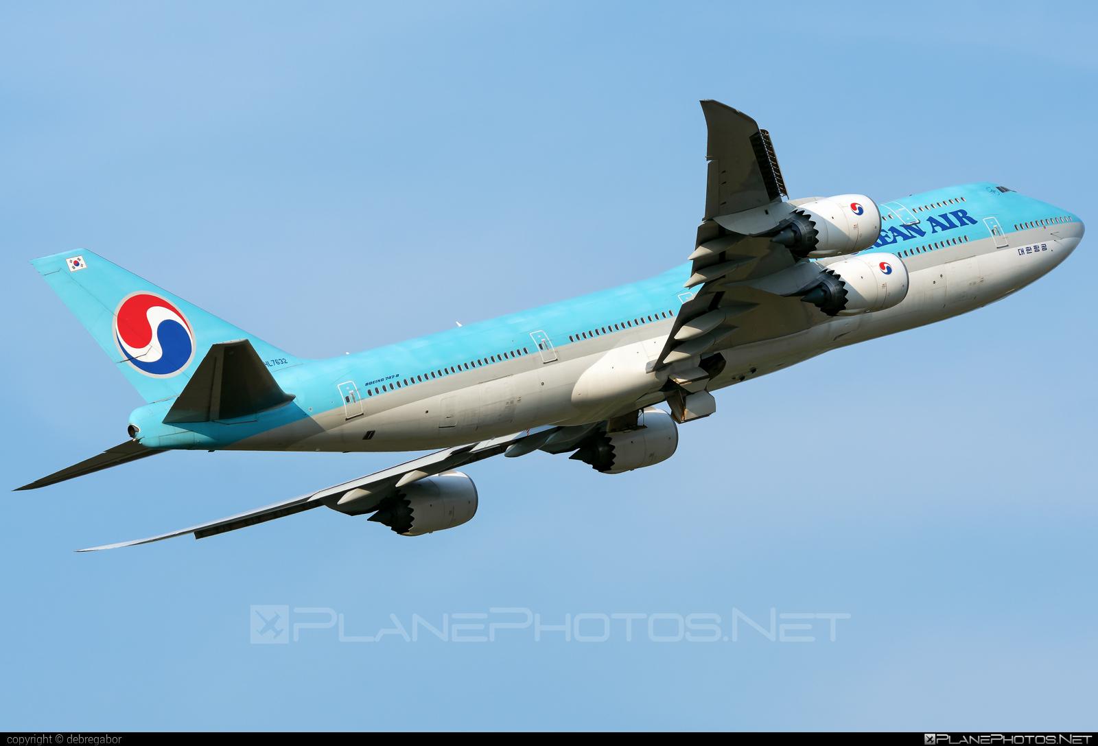 Boeing 747-8 - HL7632 operated by Korean Air #b747 #boeing #boeing747 #jumbo #koreanair