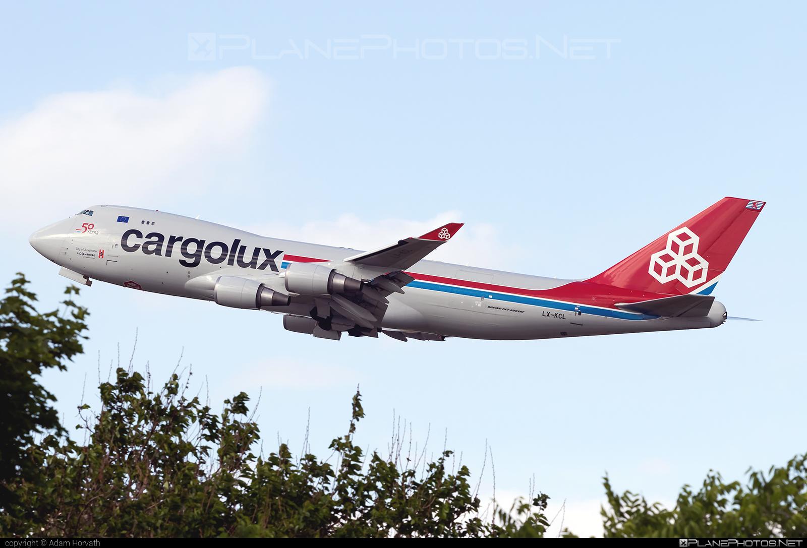 Boeing 747-400ERF - LX-KCL operated by Cargolux Airlines International #b747 #b747erf #b747freighter #boeing #boeing747 #cargolux #jumbo