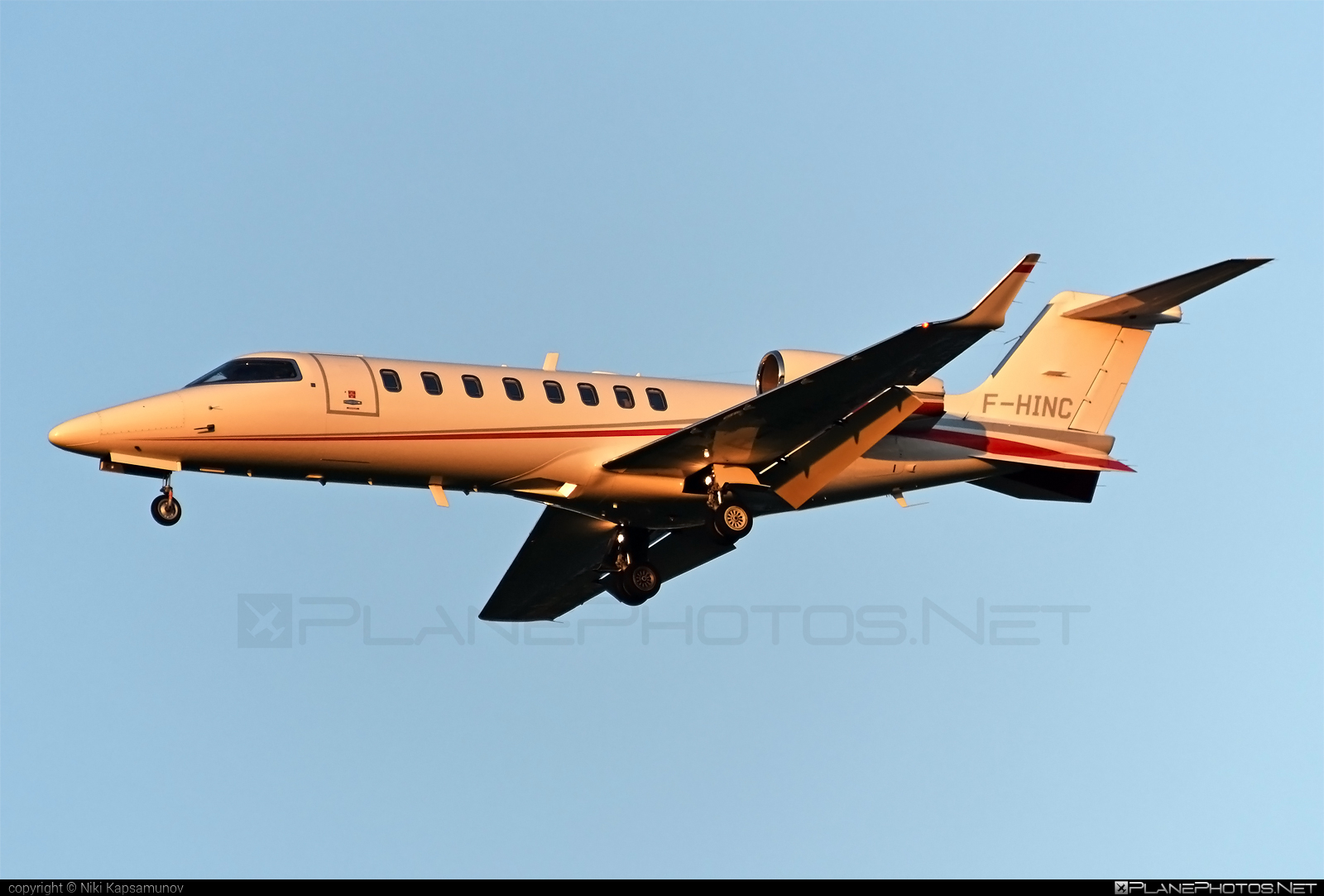 Bombardier Learjet 75 - F-HINC operated by Agroair #agroair #bombardier #learjet #learjet75