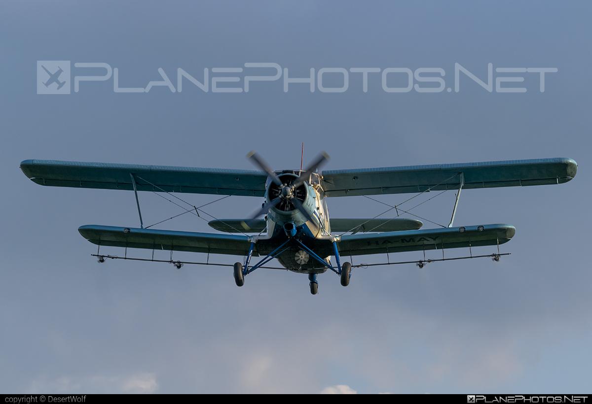 PZL-Mielec An-2R - HA-MAY operated by Private operator #an2 #an2r #antonov2 #pzl #pzlmielec