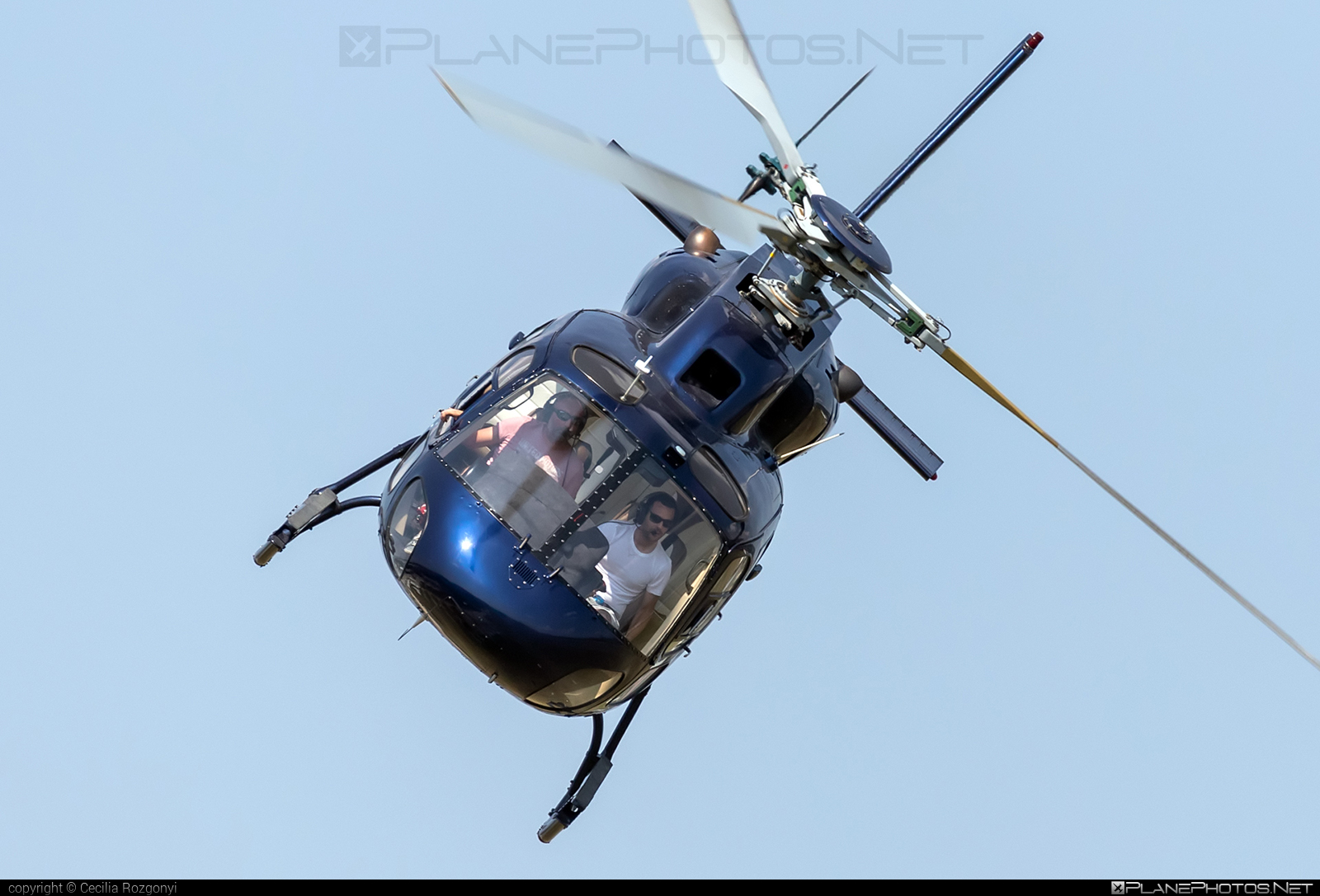 Aerospatiale AS355 F2 Ecureuil 2 - HA-HBS operated by Fly-Coop #aerospatiale