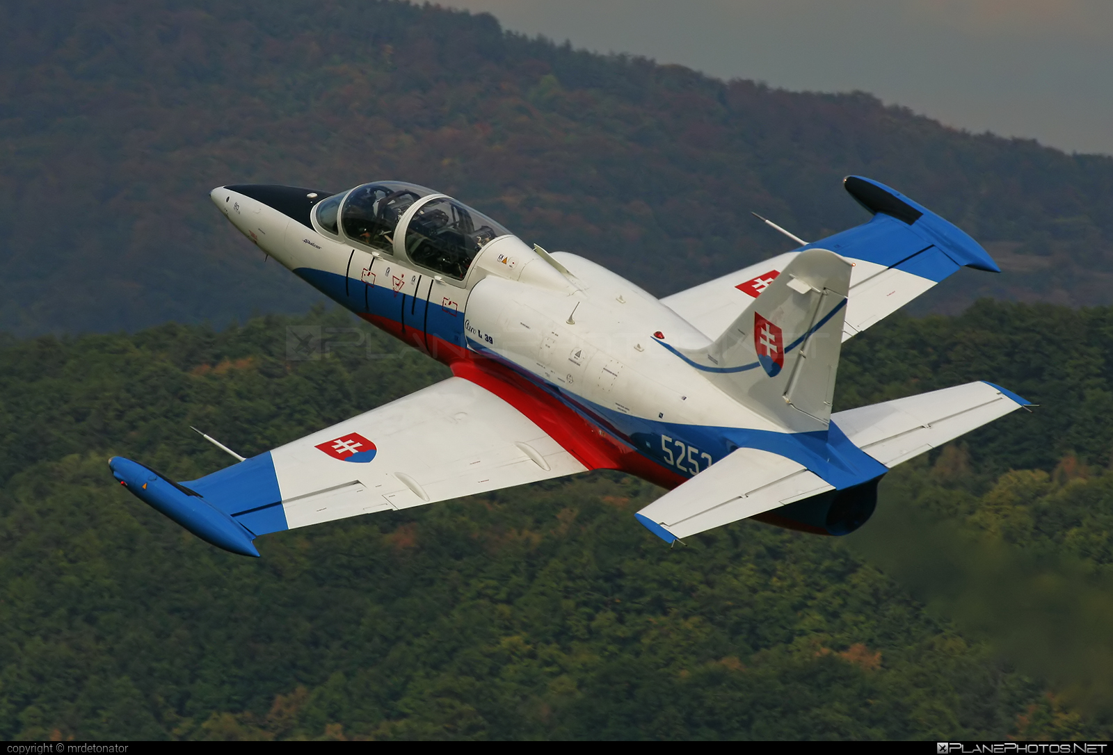 Aero L-39CM Albatros - 5253 operated by Vzdušné sily OS SR (Slovak Air Force) #aero #aerol39 #aerol39albatros #aerol39cmalbatros #albatros #l39 #l39cm #l39cmalbatros #slovakairforce #vzdusnesilyossr