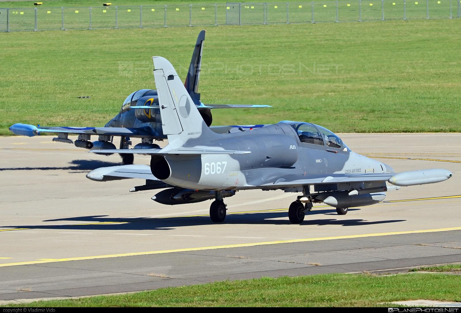 Aero L-159T1 Alca - 6067 operated by Vzdušné síly AČR (Czech Air Force) #aero #aerol159 #aerol159alca #aerol159t1alca #czechairforce #l159 #l159alca #l159t1 #l159t1alca #vzdusnesilyacr
