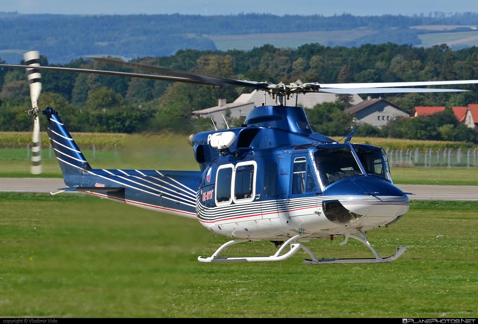 Bell 412EP - OK-BYR operated by Policie ČR (Czech Police) #bell #bell412 #bell412ep #bellhelicopters #czechpolice #policiecr