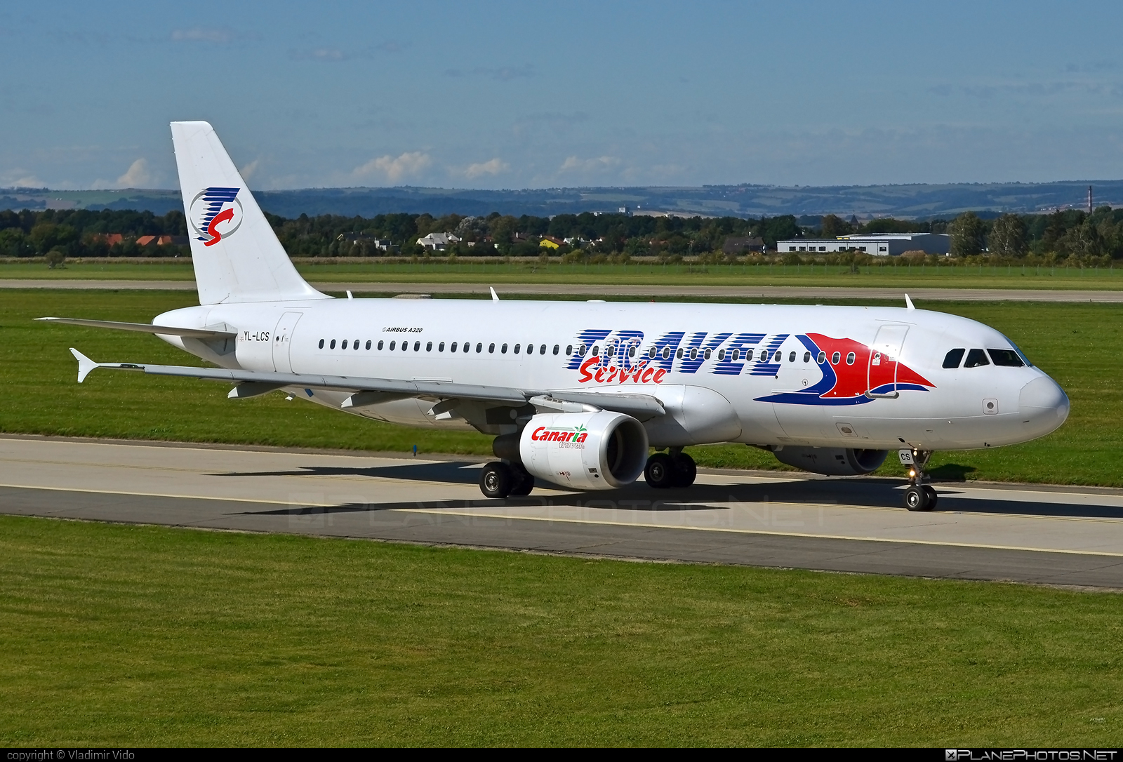 Airbus A320-214 - YL-LCS operated by Travel Service #a320 #a320family #airbus #airbus320 #travelservice