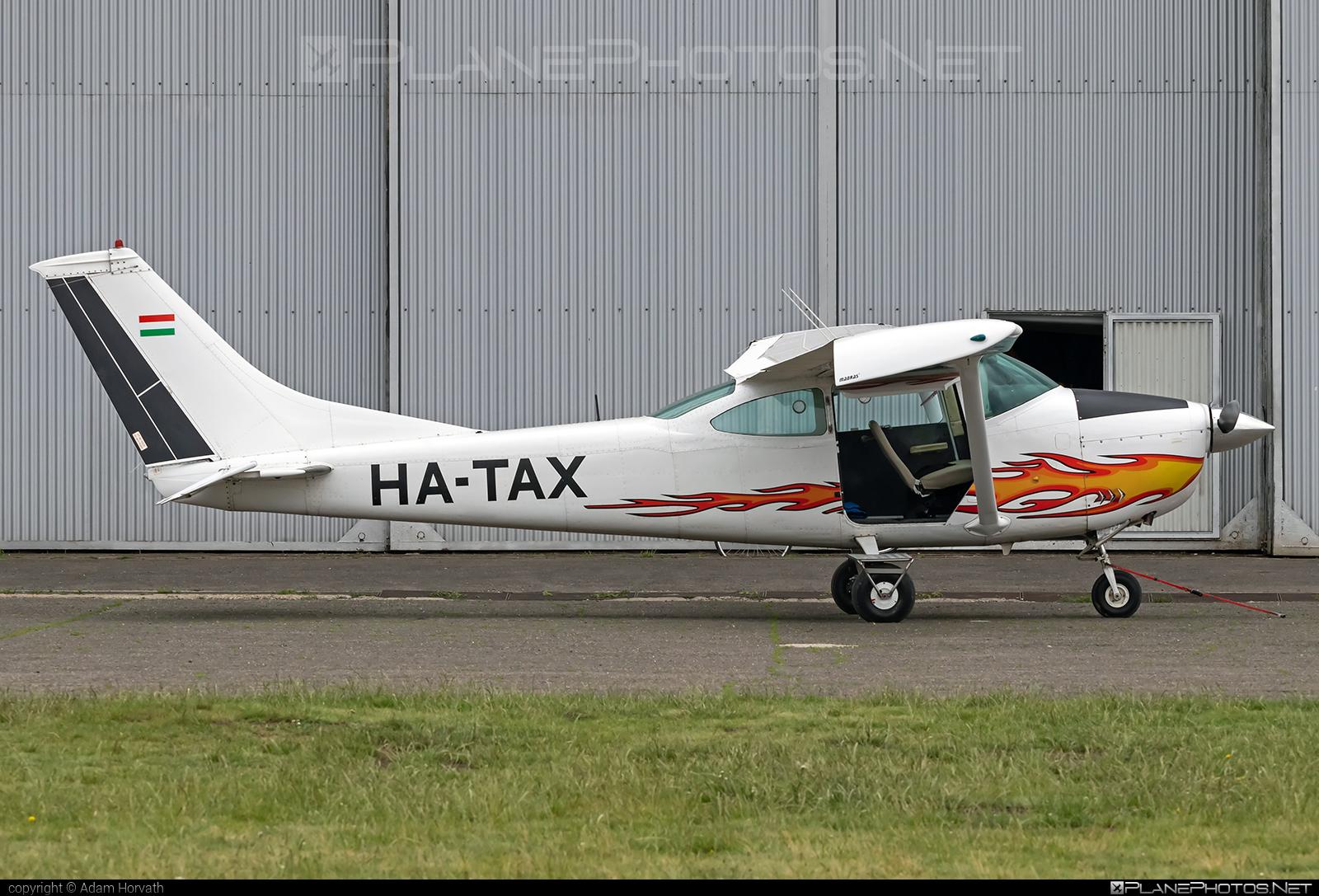 Cessna 182K Skylane - HA-TAX operated by Private operator #cessna #cessna182 #cessna182k #cessna182kskylane #cessna182skylane #cessnaskylane