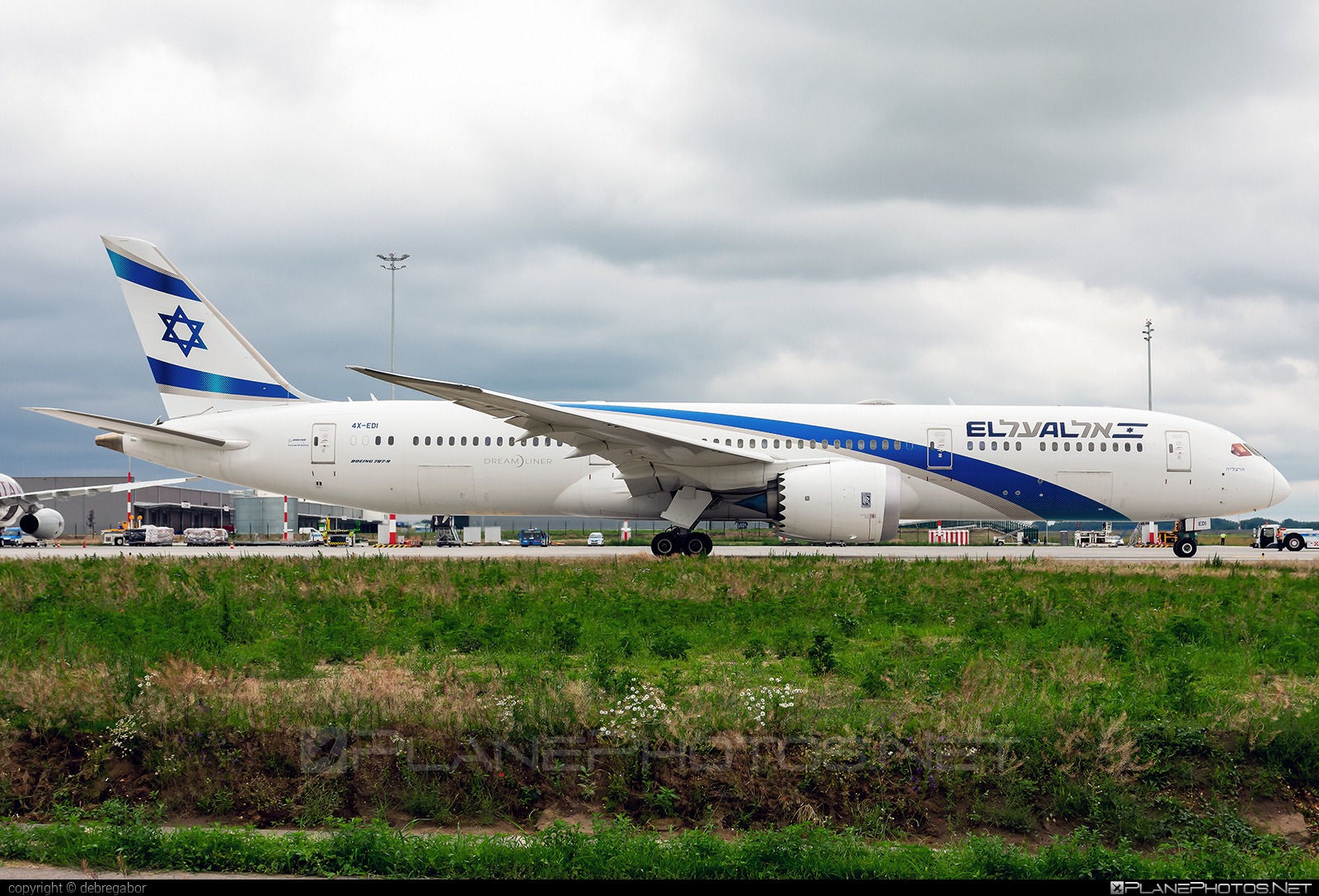 Boeing 787-9 Dreamliner - 4X-EDI operated by El Al Israel Airlines #b787 #boeing #boeing787 #dreamliner #elal #elalisraelairlines #israelairlines