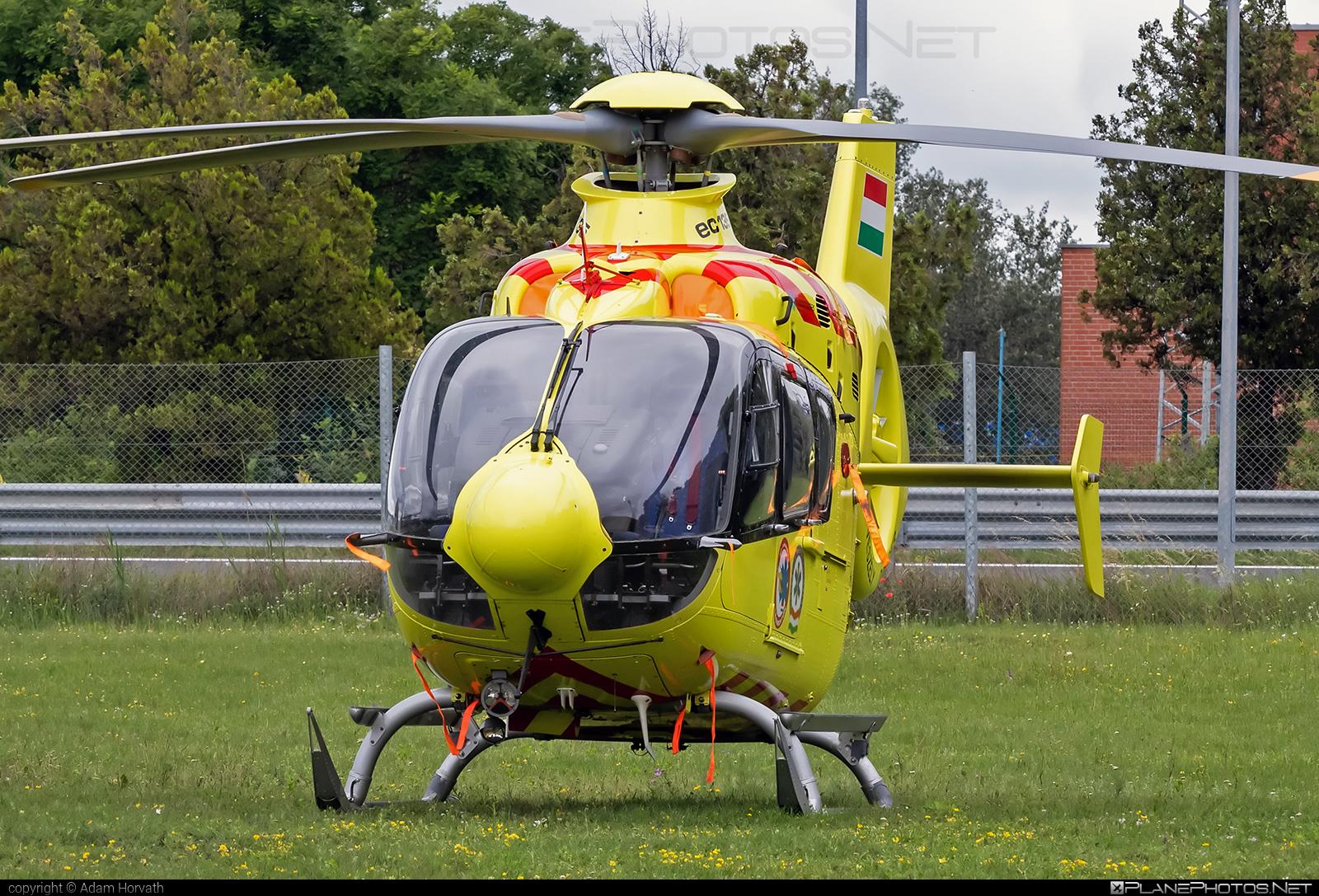 Eurocopter EC135 P2+ - HA-HBO operated by Magyar Légimentő Nonprofit (Hungarian Air Ambulance) #ec135 #ec135p2 #ec135p2plus #eurocopter #hungarianairambulance #magyarlegimentononprofit