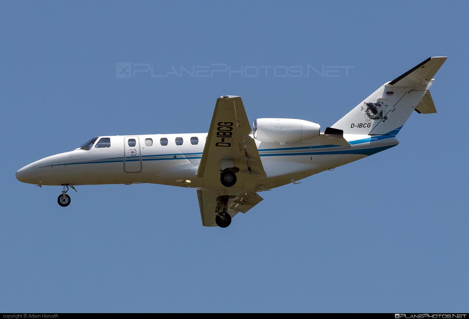 Cessna 525A Citation CJ2 - D-IBCG operated by Private operator #cessna #cessna525 #cessna525a #cessnacitation #citationjet #citationjet2 #cj2