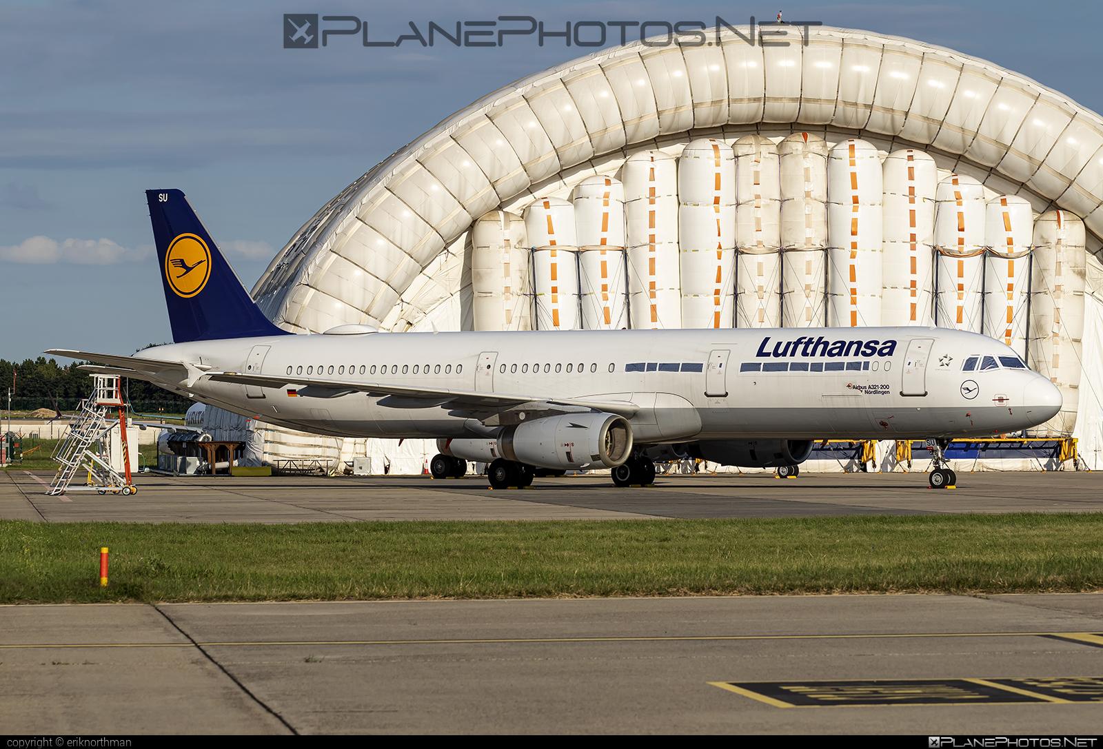 Airbus A321-231 - D-AISU operated by Lufthansa #a320family #a321 #airbus #airbus321 #lufthansa