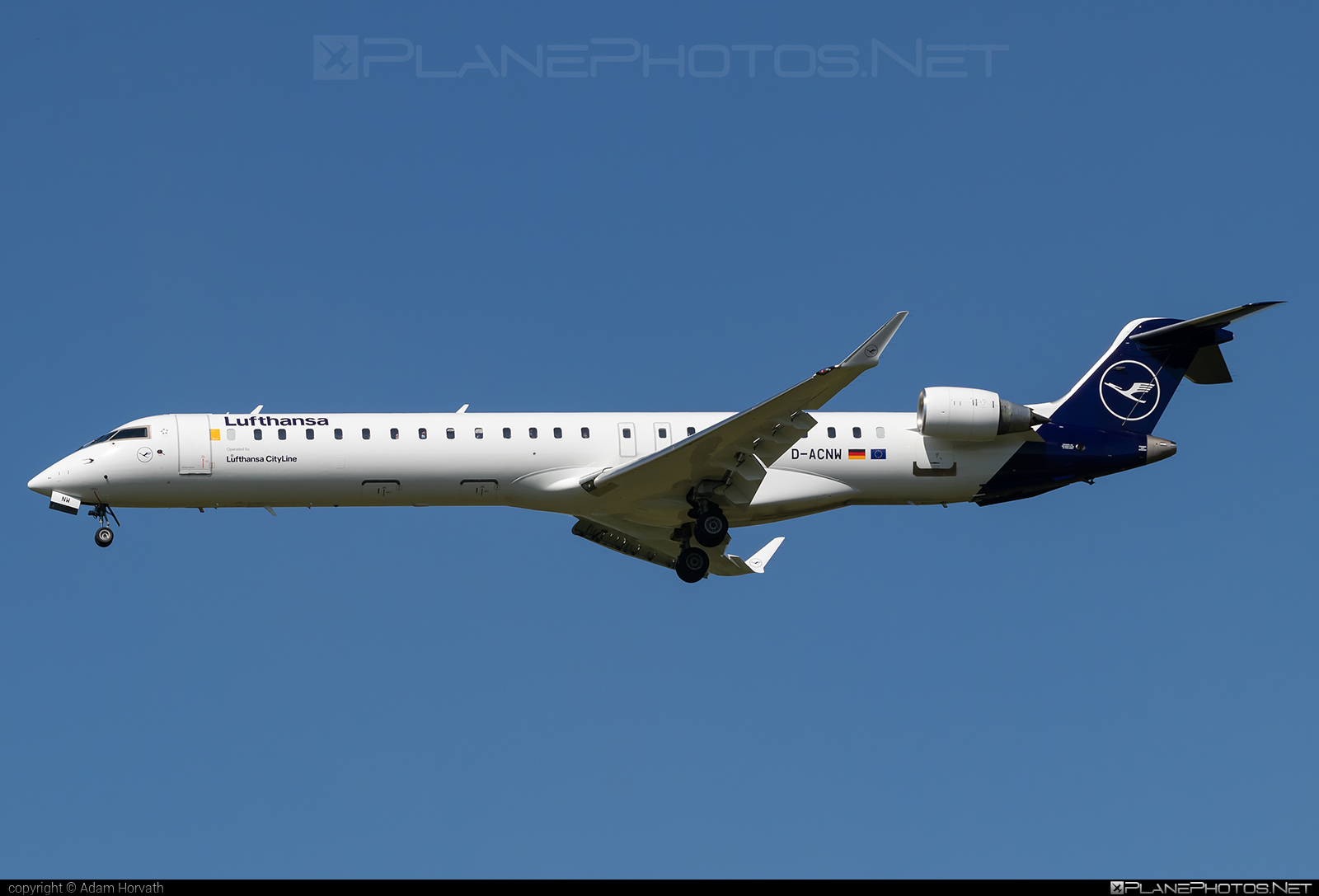 Bombardier CRJ900LR - D-ACNW operated by Lufthansa CityLine #bombardier #crj900 #crj900lr #lufthansa #lufthansacityline